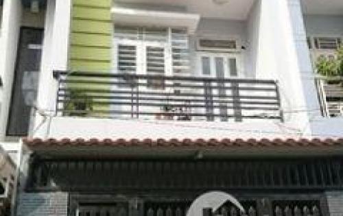 cần bán nhà 1 trệt 2 lầu đường Nguyễn Hữu Trí