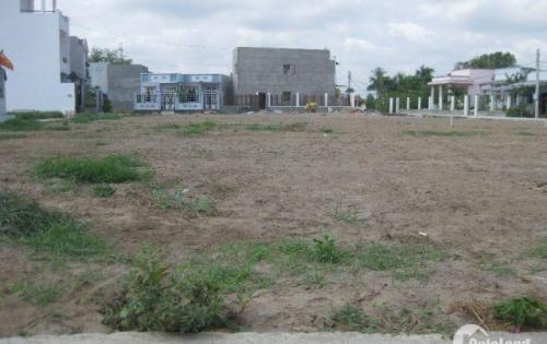Đất khu tái định cư giá rẻ, SHR, thổ cư 100% DT120m2,dân cư đông đúc giá 4tr/m2
