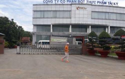 Bán căn nhà 2 mặt tiền gần Lotte Mart Bình Chánh, 108m2, có sổ riêng
