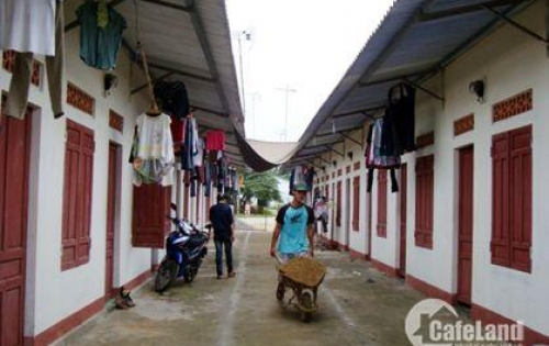 Cần tiền bán gấp dãy trọ 15 phòng, gần chợ Vĩnh Lộc B, Bình Chánh. Diện tích : 250m2, Sổ hồng riêng, đã có GPKD