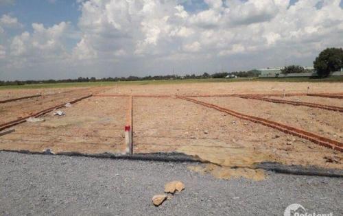 Bán đất củ chi SHR giá chỉ 17,5tr/m. Dt: 80m2, ngay mặt tiền đường Tỉnh Lộ 15