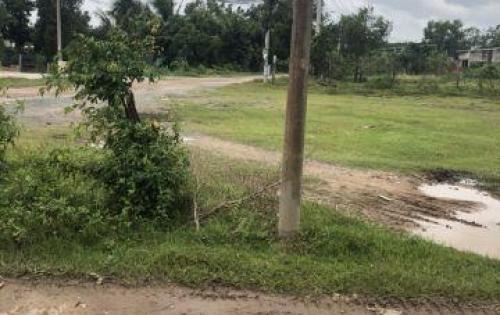 Bán rẻ lô đất mặt tiền Nguyễn Thị Rành Củ Chi.