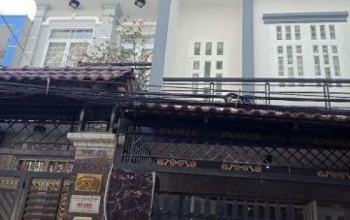 Bán nhà đường Dương Cát Lợi, Nhà Bè, Tp.HCM diện tích 56m2, 2 lầu , 3PN giá 3.45 tỷ