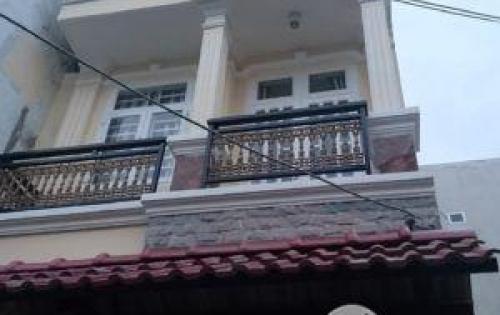 Bán nhà đường Đào Tông Nguyên, Nhà Bè, Tp.HCM. DT 4m x 13m trệt 2 lầu, 4PN giá 2.8 tỷ