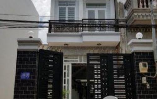 Bán nhà đường Huỳnh Tấn Phát, Nhà Bè, Tp.HCM. Diện tích 4m x 16m giá 3.4 tỷ.