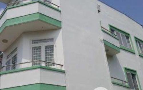 Bán nhà hẻm xe hơi đường Huỳnh Tấn Phát, Nhà Bè, Tp.HCM diện tích 60m2 giá 2.1 tỷ