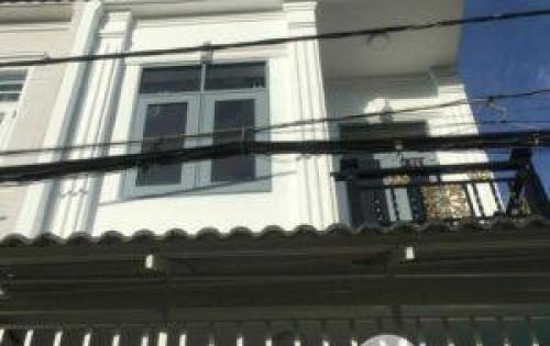 Bán nhà đường Dương Cát Lợi, Nhà Bè, Tp.HCM DT 4m x 14, 2 lầu giá 2.85 tỷ