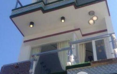 Bán nhà phố Đường Dương Cát lợi, Nhà Bè, Tp.HCM DT: 4m x 17m, 2 lầu, 4PN giá 4.2 tỷ