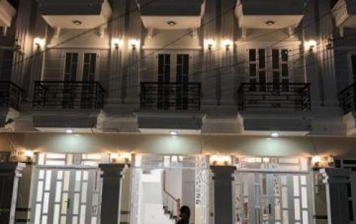 Cần bán Nhà mới xây tại hẻm 2266 Huỳnh Tấn Phát, Nhà Bè, diện tích 18m2 giá 1.65 tỷ