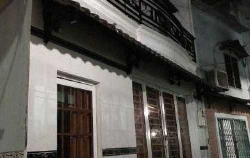 Bán Nhà đồng sở hữu hẻm 2056 Huỳnh Tấn Phát, Nhà Bè, Dt 5,8x6m, 2 tầng. Giá 1,68 tỷ