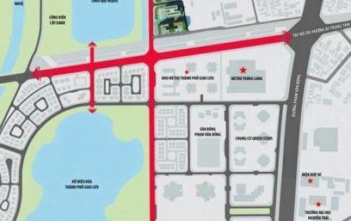 Chính thức mở bán Thương Mại chung cư dự án CT2A Thạch Bàn