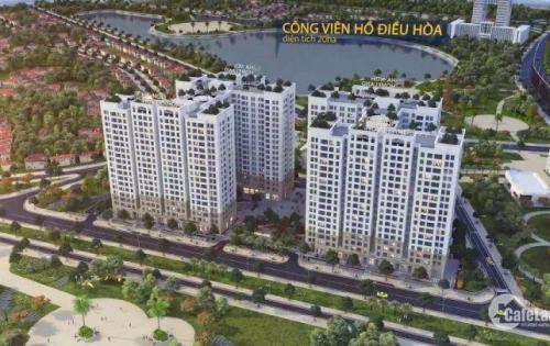 Chung cư Hà Nội Homeland Long Biên chỉ từ 1.1 tỷ/căn 2 PN NH hỗ trợ vay 70%