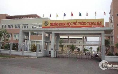 Bán nhanh đất Thạch Bàn, Long Biên, 35m2 giám 1.13 tỉ. lh 01682789096.