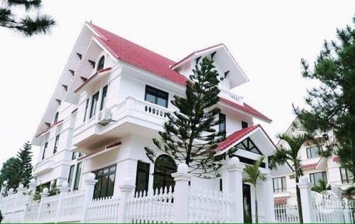 Bán căn góc biệt thự nhà vườn tại Thạch Bàn, Long Biên.DT 188m2, 4 tỷ.