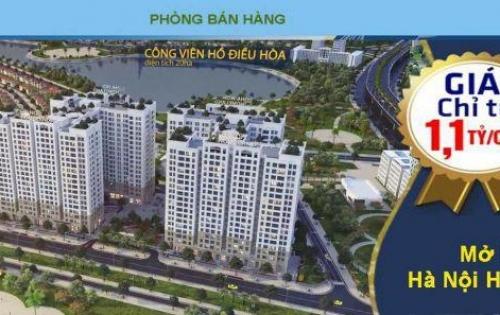 Bán 50 căn cuối cùng dự án Hà Nội Home Land Ưu đãi 2 năm phí dịch vụ