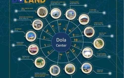 Khu đô thị mới Dola Center - Mở bán lần 1