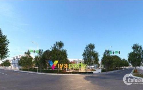 Mở bán nhà phố liền kế, biệt thự song lập dự án Viva Park Giang Điền