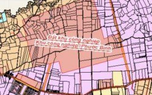 Bán đất thổ cư gần QL51 cạnh UBND xã phước bình huyện long thành đồng nai