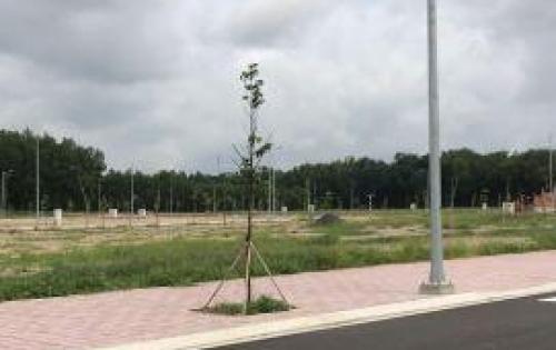 Bán đất Long thành đối diện nhà máy VEDAN , KCN Gò dầu, 289 triệu 1 nền 100m2