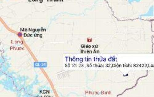 Bán đất thổ cư 100m2 gần chợ, khu dân cư hiện hữu xã Phước bình long thành