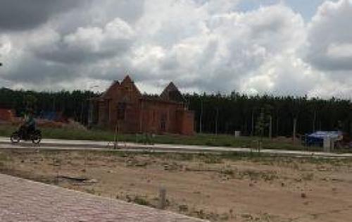 Bán đất mặt tiền đường Phước bình long thành, duy nhất 1 lô 290 triệu 100m2 đất thổ cư