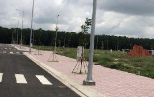 Bán lô đất MT đường nhựa gần UBND xã Phước Bình, giá 3tr/m2