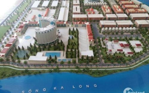 KALONG RIVERSIDE CITY - CUỘC SỐNG THĂNG HOA - GIAO THƯƠNG HIỆU QUẢ