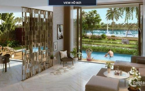 Bạn muốn sở hữu biệt thự nghỉ dưỡng vị trí đắc địa nhất Đà Nẵng, ngay bãi biển Non Nước
