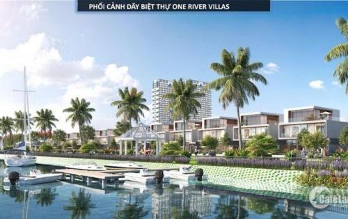 8 Lý Do Bạn Nên Chọn Biệt Thự Nghỉ Dưỡng One River Villas-Vị Trí Tựa Sơn Nghinh Thủy