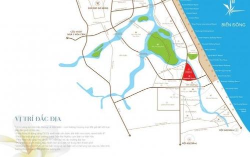 Bán biệt thự 5* view sông Cổ Cò ven Biển Đà Nẵng giá đẹp. LH 0924622827