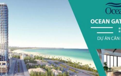Ocean Gate Nha Trang - Căn hộ biển Trần Phú giá chỉ từ 40tr/m2, Cất nóc tháng 10/2018