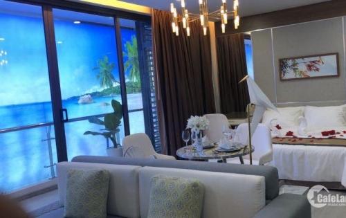 Chỉ với 750 Triệu sở hữu căn hộ nghỉ dưỡng 4* mặt tiền Trần Phú - Nha Trang view biển sổ hồng lâu dài - 0932656040