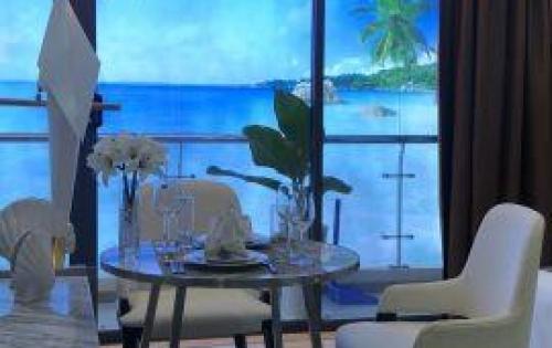 Căn hộ 90% view biển mặt tiền Trần Phú - Nha Trang, Dragon fairy Hometel sổ hồng lâu dài LH:0944409292