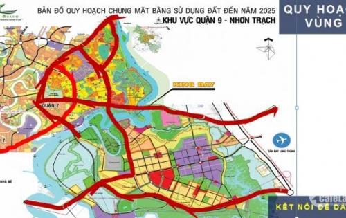 Mở bán phân khu D Dự án King Bay khu đô thị sinh thái ven sông đẳng cấp bậc nhất Sài Gòn