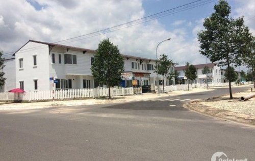 Bán nhà phố liền kề Phước An , Nhơn Trạch , Đồng Nai 1ty100tr/căn