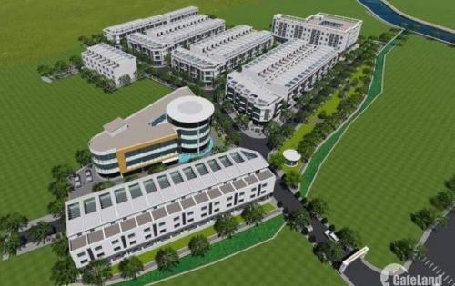 Bán cặp nền dự án KDC Phước Thới- Trà Nóc