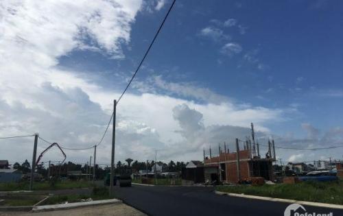 Cần bán nhà mới xây ngay KDC Tam Biên giá hữu nghị