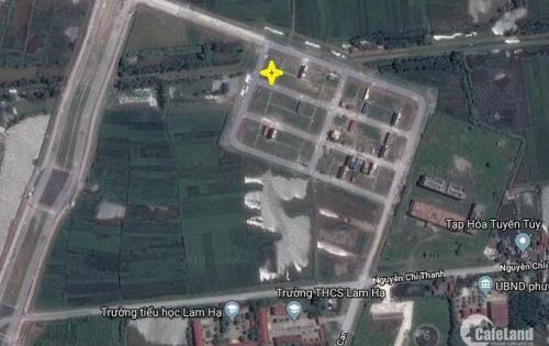 Bán gấp mảnh đất đối diện cổng bệnh viện Sản nhi - mặt đường 27m cạnh nhà 4 tầng