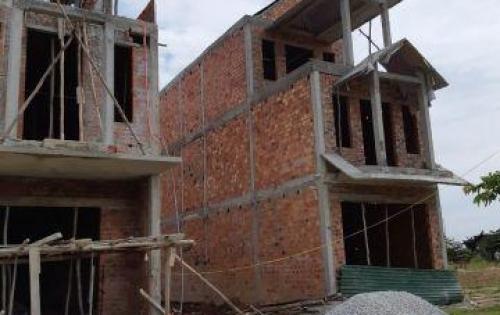 nhà thô 3 tầng Huế GreenCity - Phú Mỹ Thượng, giá chỉ 1,57 tỷ, hứng Nam, sổ hồng đầy đủ