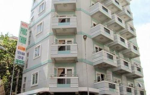 Bán nhà DT: 13m5 x 26m5 mặt tiền đường Nguyễn Văn Thủ, P Đa Kao, Quận 1 Giá 140 tỷ thương lượng
