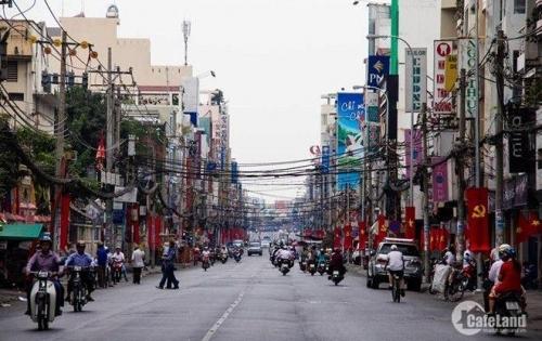 Bán nhà mặt tiền đường Hai Bà Trưng, P.Tân Định, Quận 1. DT 9*18m, giá 90 tỷ.