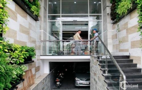 Bán nhà Mặt tiền 8 tầng Nguyễn Phi Khanh, P.Tân Định, Q1.DT:6x22m,  giá 35 tỷ.
