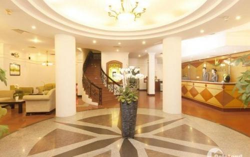 Bán Hotel mặt tiền đoạn đẹp nhất Bùi Viện, DTSD 335m2, thu nhập gần 150 tr/th, LH 0938547079