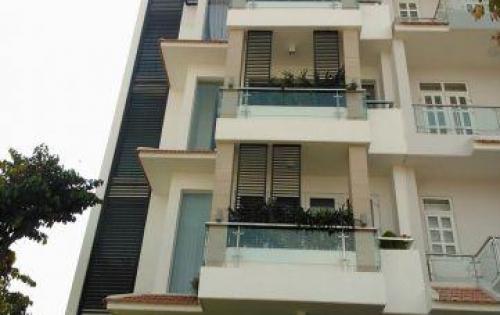 Building Apart Hotel & spa 5 Trần Nhật Duật, Q1, 8.8x20m, 1 hầm, 8 tầng. Giá 73 tỷ