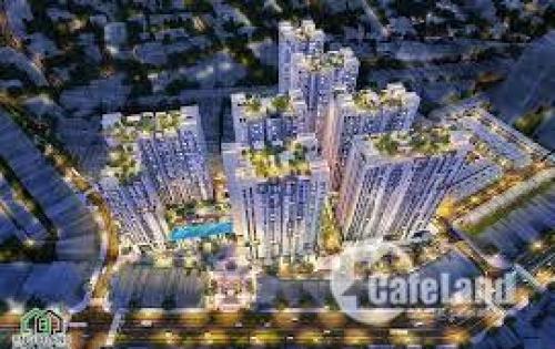 Bán lỗ căn hộ 2pn Dự án Hà Đô Centrosa. DT: 78,24m2 giá 4,6tỷ. LH:01224 533 310