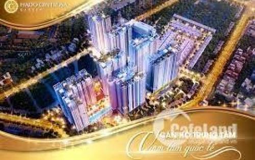 Cần tiền bán lỗ căn hộ 2PN + 1PĐN Hà Đô Centrosa. DT: 107,5m2 giá 5 tỷ