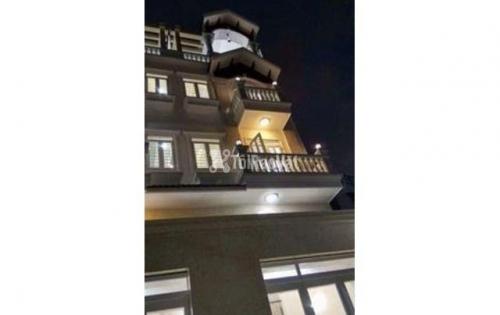 Bán nhà hẻm xe hơi  Tô Hiến Thành, Q.10, DT(7,8x14m), 5 lầu, thang máy. 16 tỷ.