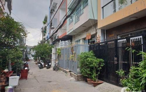 Bán nhà phố hxh 100 Bình Thới, p14, q11