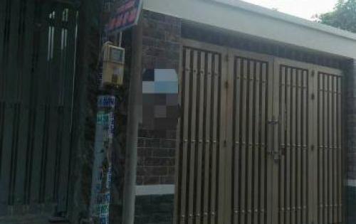 Bán nhà mặt tiền đường Ta 32 , phường Thới An, Quận 12