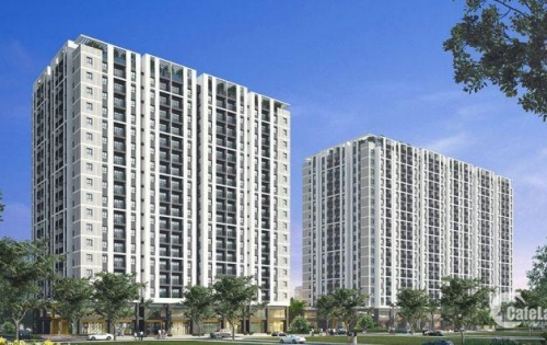 Căn hộ CTL ngay cầu Tham Lương Q12, giá 1.4 tỷ căn 2PN 60m2. Nhận nhà quý I/2019